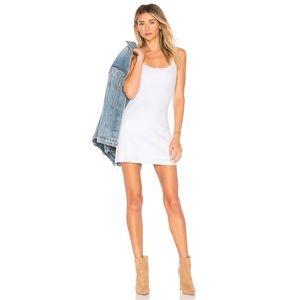 NWT By the Way Lura Ribbed Mini Dress Ivory